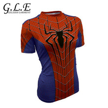 Hot sales women's T-shirt 3D printing Tee Marvel Super Hero Quick-Drying T shirt high quality - Clearlygeek - 1