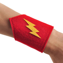 2015 new a pair cartoon kids superhero wristband bracelet Bangle costume hero cosplay for baby boy girl birthday Party supplies - Clearlygeek - 11