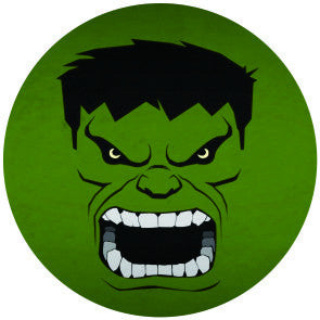 10pairs/lot Hulk Mask Superhero Cufflinks Cuff links Gift for Him Round Glass Cuff - Clearlygeek