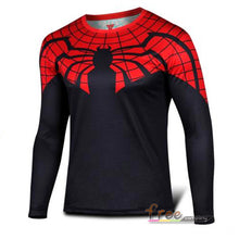 2015 Top Sales Superhero T shirt Tee Superman Spiderman Batman Avengers Captain America Ironman 20 Style Cycling Clothing S-4XL - Clearlygeek - 10