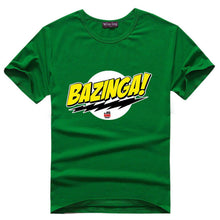 The Big Bang Theory T-shirt Sheldon Cooper super hero green lantern the flash cosplay t shirts comic science geek tee tshirt