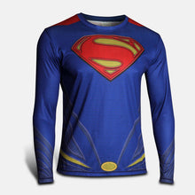 2015 Top Sales Superhero T shirt Tee Superman Spiderman Batman Avengers Captain America Ironman 20 Style Cycling Clothing S-4XL - Clearlygeek - 21