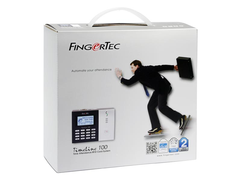 Fingertec Proximity Time Clock