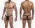 Joe Snyder Maxibulge Thong - Black Mesh