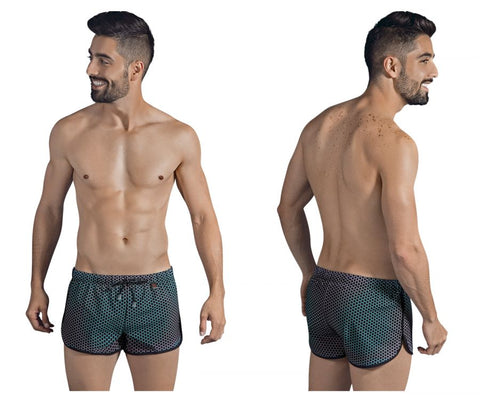 Clever 0630 Honey Swim Trunks