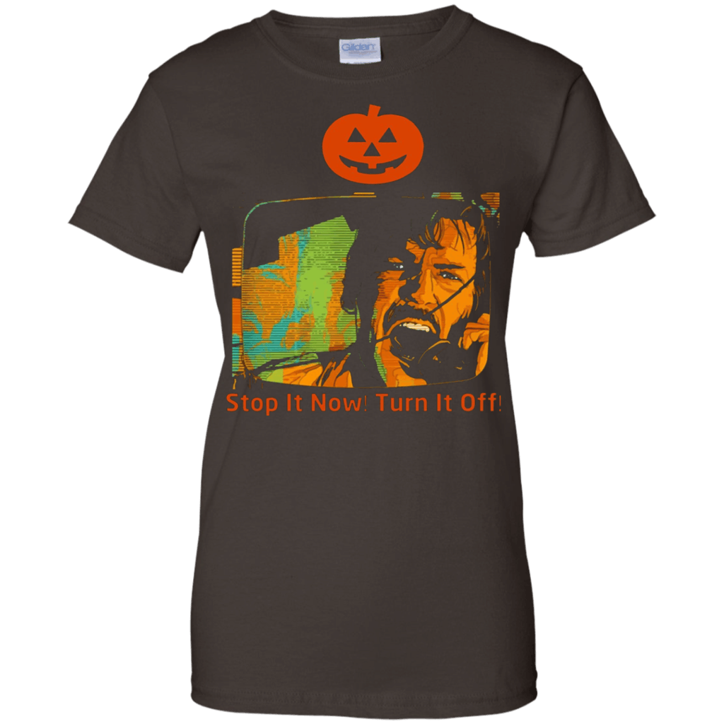 Halloween-3-Season-of-the-Witch-t-shirt-Dr.-Daniel-Challis-Custom-Ultra-Cotton-T-Shirt-Black-Small