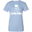 I-Am-Your-Father-T-shirt-Ladies-Custom-100%-Cotton-T-Shirt-Sport-Grey-XS-