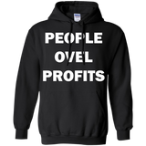 PEOPLE-OVEL-PROFITS-Pullover-Hoodie-8-oz-Black-S-