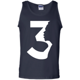 chance-3-love-the-rapper-Tank-Top-Black-S-