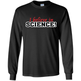 I-believe-in-science---Long-Sleeve-LS,-Sweatshirt,-Hoodie-LS-Ultra-Cotton-Tshirt-Black-S