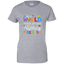 In A World Where You Can Be Anything Be Kind Autism Women's T-Shirt