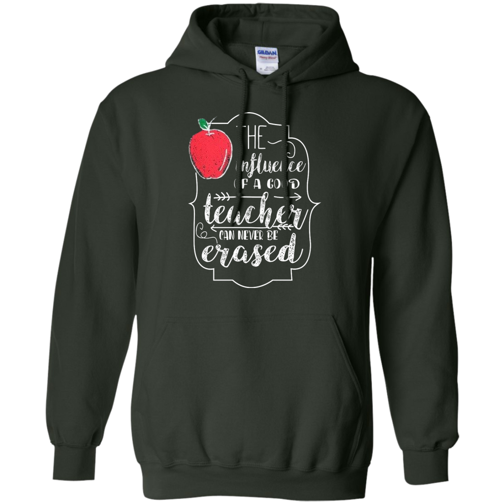 Girlie-Girl-Originals-Good-Teachers-Are-Never-Erased---Long-Sleeve-LS,-Sweathsirt,-Hoodie-LS-Ultra-Cotton-Tshirt-Black-S