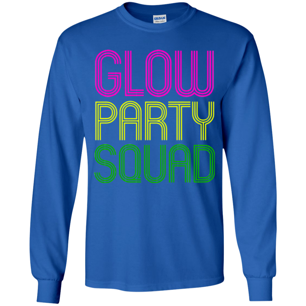 Birthday Squad Party Pullover Hoodie
