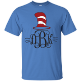 Dr-Seuss-week-projects---Men/Women-T-Shirt-Custom-Ultra-Cotton-T-Shirt-Sport-Grey-S