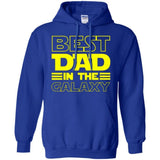 Perfect-Best-Dad-In-The-Galaxy---Father's-Day-Shirt-Black-S-
