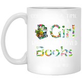 Once-Upon-A-Time-There-Was-A-Girl-Who-Loved-Books-White-Mugs-XP8434-11-oz.-White-Mug-White-One-Size