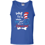 Why-Fit-In-When-You-Were-Born-To-Stand-Out-Autism---Tank-top,-Women's-tank-top-100%-Cotton-Tank-Top-Black-S