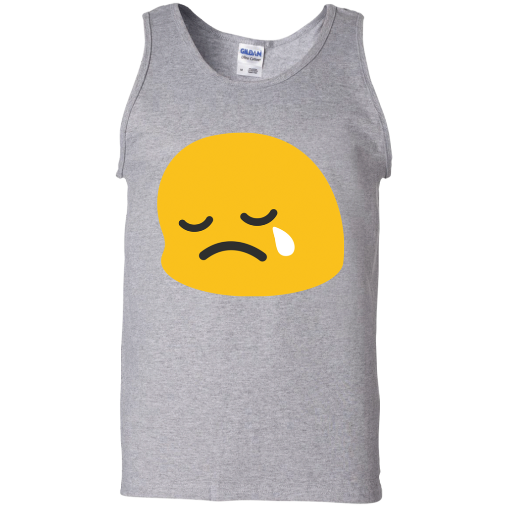 Sad-Tank-Top-Shirt-Sport-Grey-S-