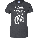 I-like-fatties-Ladies-Custom-100%-Cotton-T-Shirt-Black-XS-