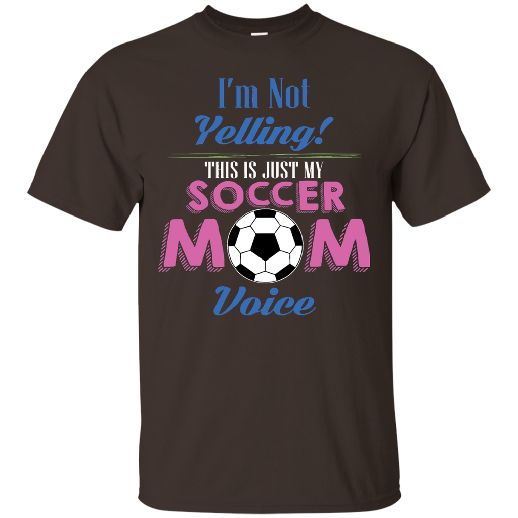 I'm-Not-Yelling-This-Is-My-Soccer-Mom-Voice-T-Shirt---Teeever.com-Black-S-