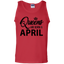 Queens-Are-Born-in-April-Tank-Top---Teeever.com-Ash-S-