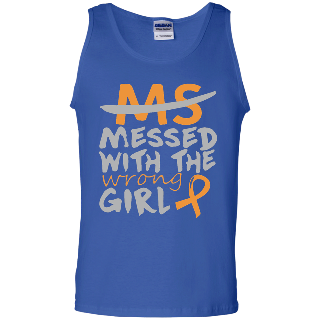 MS-Messed-with-the-Wrong-Girl-Tank-Top---Teeever.com-Black-S-