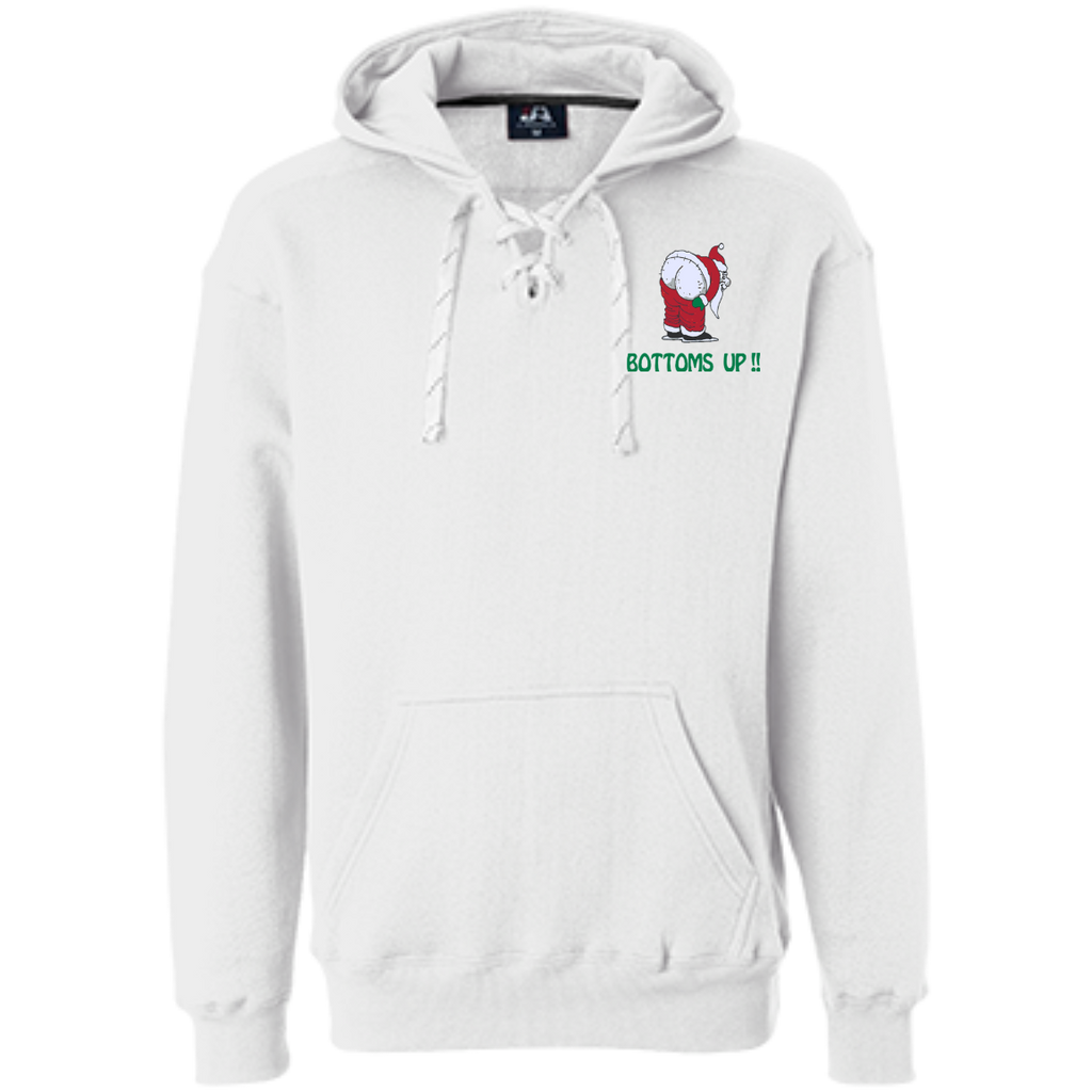 Christmas,-santa,-funny,-bottoms-up-Heavyweight-Sport-Lace-Hoody-White-XS-