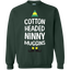 Cotton Headed Ninny Muggins Christmas Sweatshirt