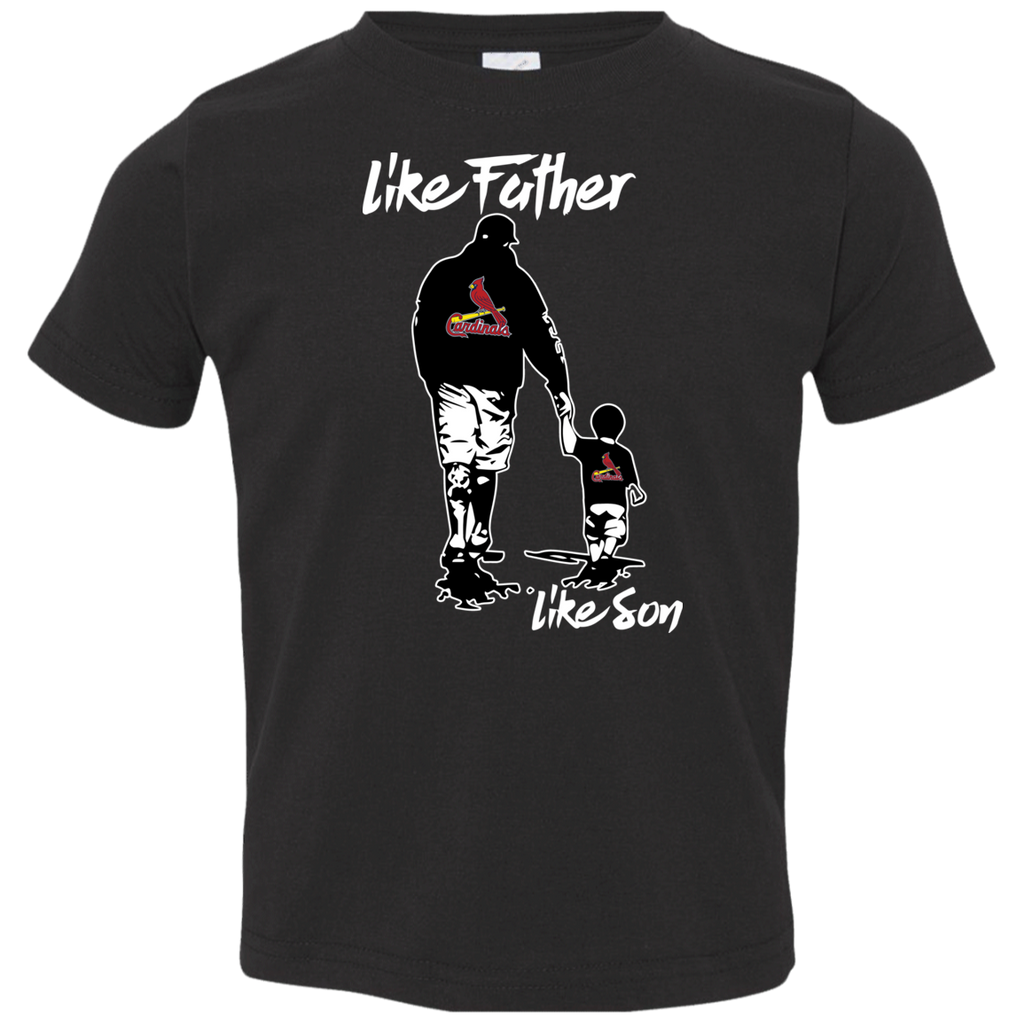 7ba862879 Like father like son St. Louis Cardinal T shirt – TeeEver