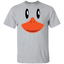 Cute-Duck-Face-T-Shirt-Awesome-Halloween-Costume-Gift-Men's-T-Shirt-Sport-Grey-S-