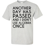 Another-day-has-passed-and-I-didn't-use-algebra-once-Custom-Ultra-Cotton-T-Shirt-Sport-Grey-S-