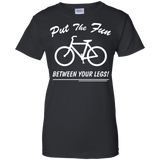 put-the-fun-between-your-legs-Ladies-Custom-100%-Cotton-T-Shirt-Black-XS-