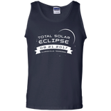 Total-Solar-Eclipse-2017-Clarksville-Tennessee-Tank-Top-Black-S-
