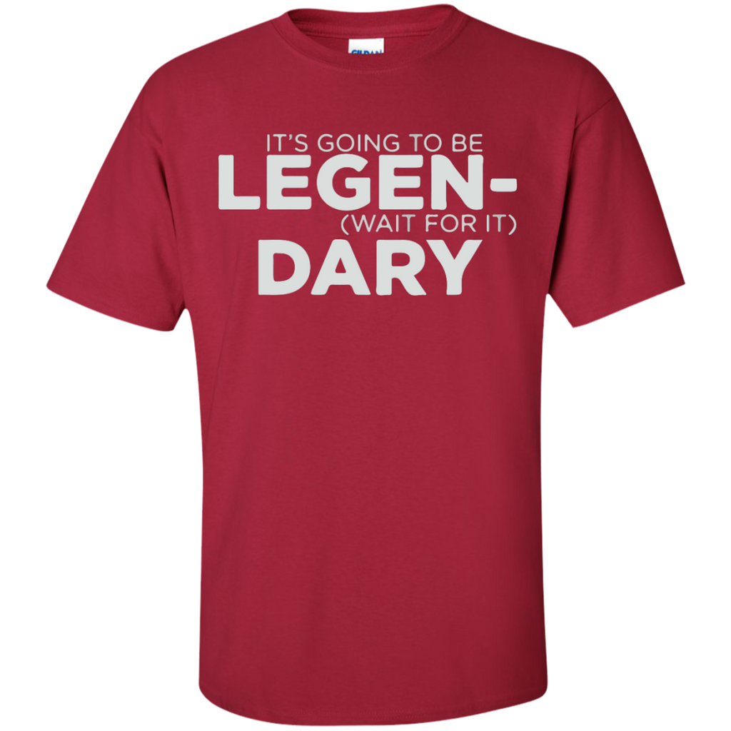 It's-Going-to-be-Legendary-T-Shirt-Black-S-