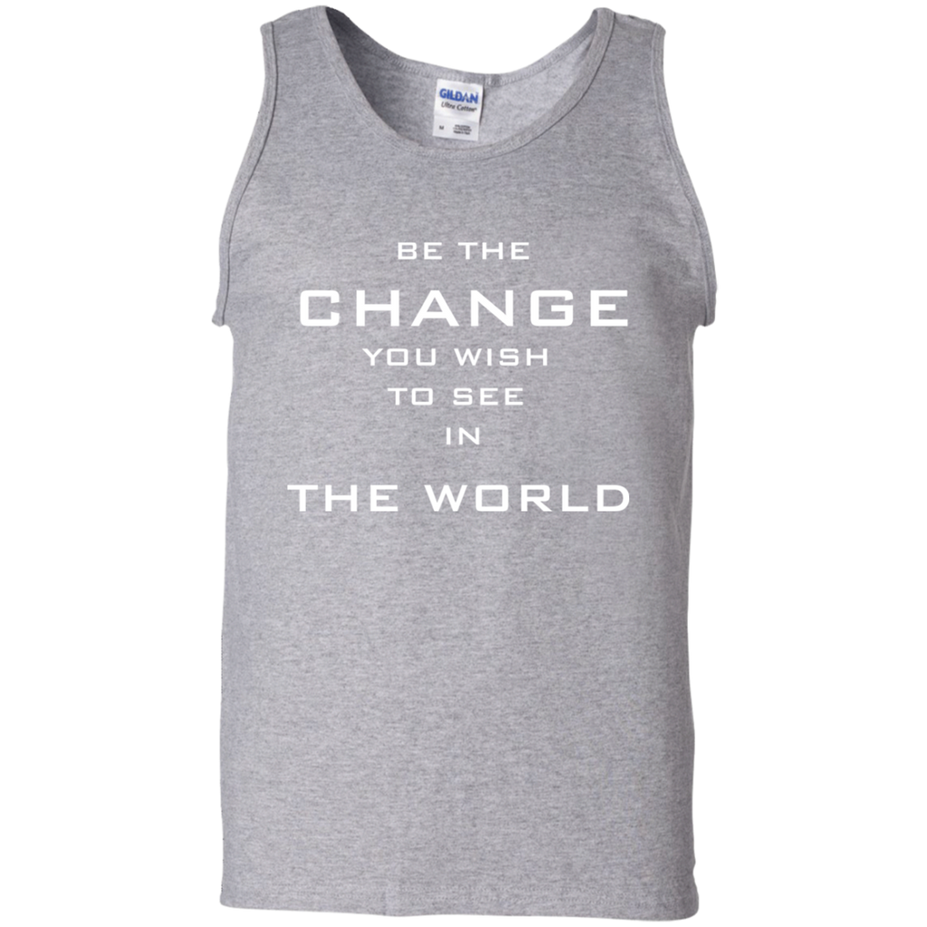 Change-you-Wish-Tank-Top-Shirt-Sport-Grey-S-