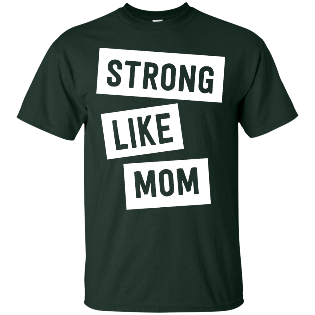 Strong-Like-Mom-T-Shirt---Teeever.com-Black-S-