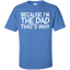 Because-I'm-The-Dad-That's-Why-T-Shirt-Black-S-