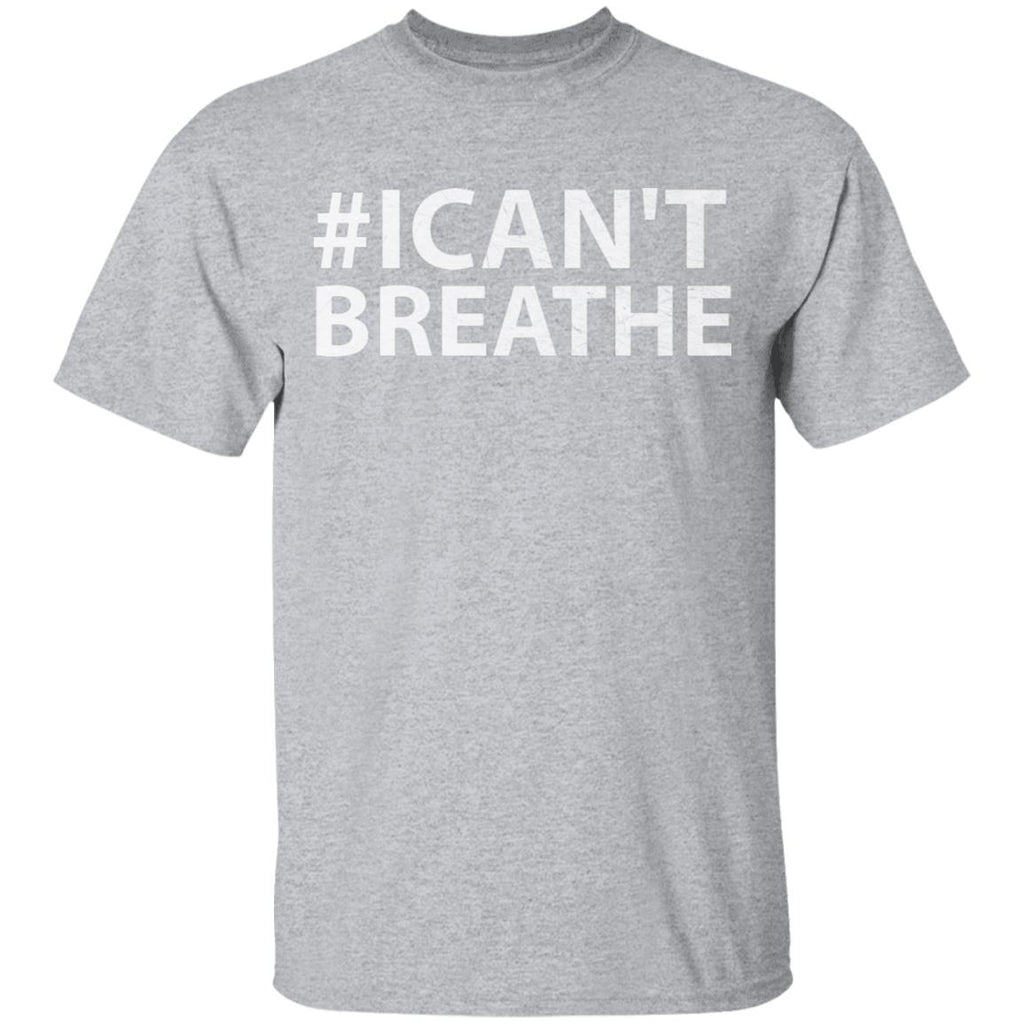 I Can't Breath - Protest for Death of George Floyd Men T-Shirt