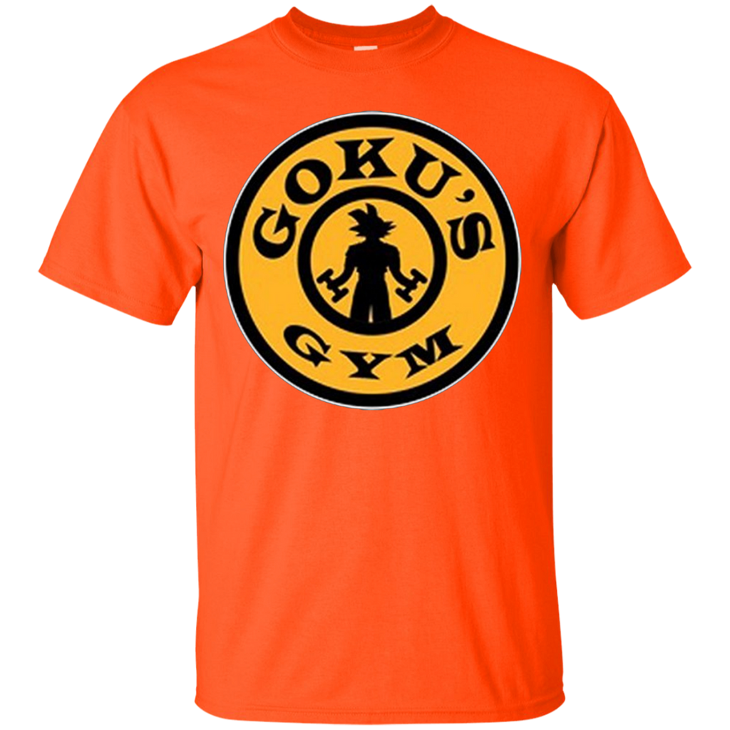 Goku's-Gym-Training-DBZ-Dragon-Ball-Z-T-Shirt---Teeever.com-Black-S-