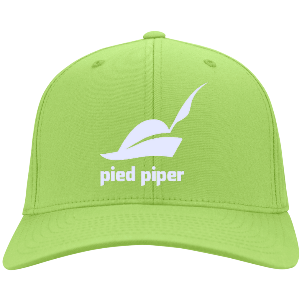 Piped-Piper-Logo---Silicon-Valley-Personalized-Twill-Cap-Charcoal-One-Size-