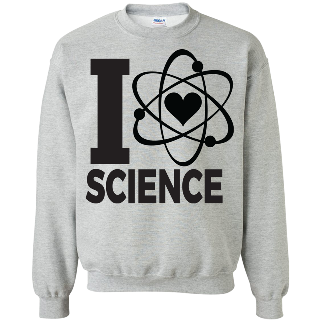 I-Love-Science-(Atom-Heart)---Long-Sleeve-LS,-Sweatshirt,-Hoodie-LS-Ultra-Cotton-Tshirt-Sport-Grey-S