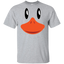 Cute Duck Face T-Shirt Awesome Halloween Costume Gift Kid's T-Shirt