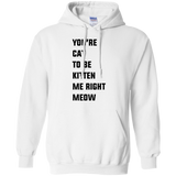 you're-cat-to-be-kitten-me-right-meow-Ladies-Pullover-Hoodie-8-oz-Sport-Grey-S-