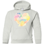 Big-colorful-heart---Valentines-day-Youth-Pullover-Hoodie-White-YS-
