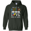Someone-with-Autism-has-taught-me-Love-needs-no-words-Pullover-Hoodie---Teeever.com-Black-S-