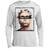 Free-kodak-black-Long-Sleeve-Moisture-Absorbing-Shirt-White-XS-