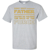 Men's-Best-Tee-For-Star-Dad.-Father's-Day-Gift-For-Awesome-D-Custom-Ultra-Cotton-T-Shirt-Sport-Grey-S-