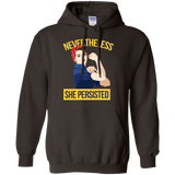 Nevertheless-She-Persisted---Rosie-the-Riveter---Long-Sleeve-LS,-Sweatshirt,-Hoodie-LS-Ultra-Cotton-Tshirt-Black-S