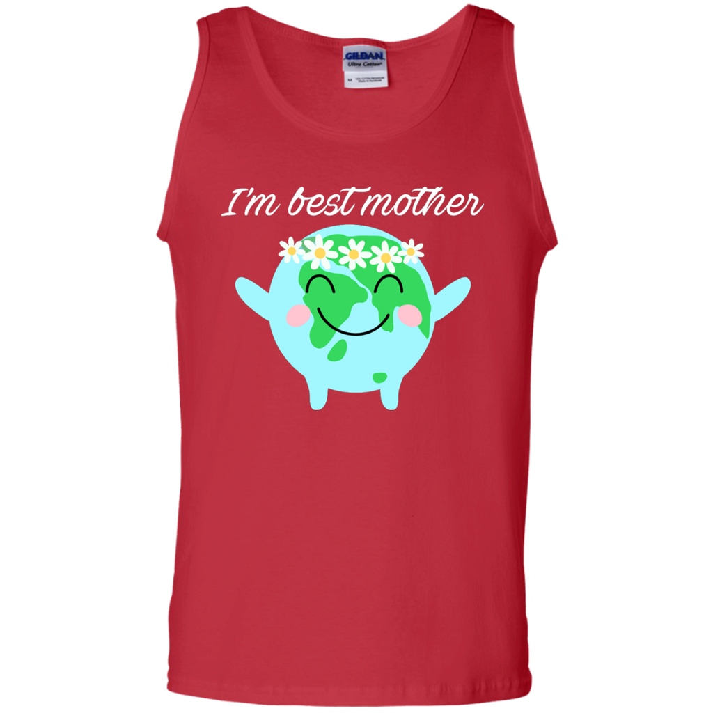 I'm-best-mother,-earth-day-artistic-mother-earth-Tank-Top---Teeever.com-Black-S-