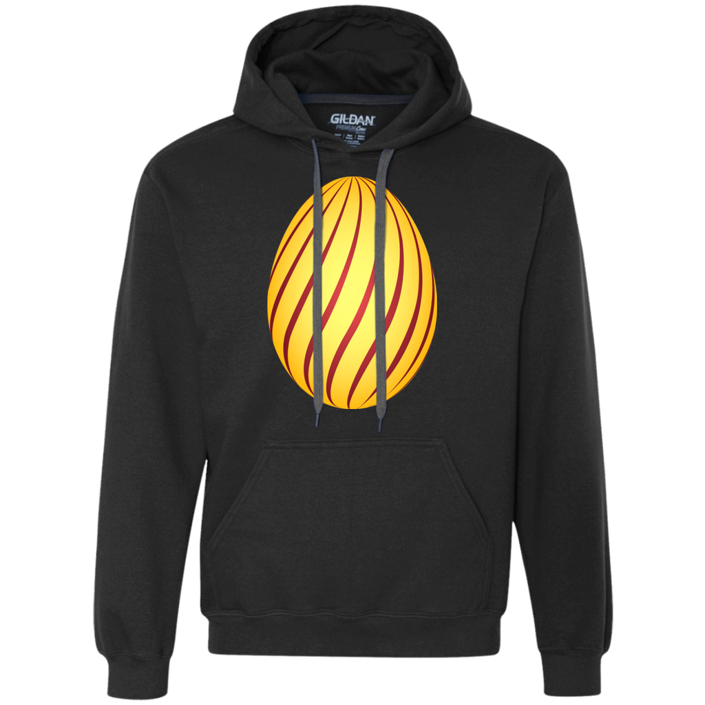 Yellow-Striped-Easter-Egg-PNG-Clipairt-Picture-Heavyweight-Pullover-Fleece-Sweatshirt-Sport-Grey-S-